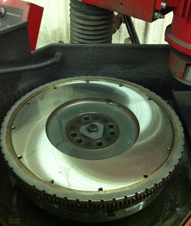 Flywheel Grinding